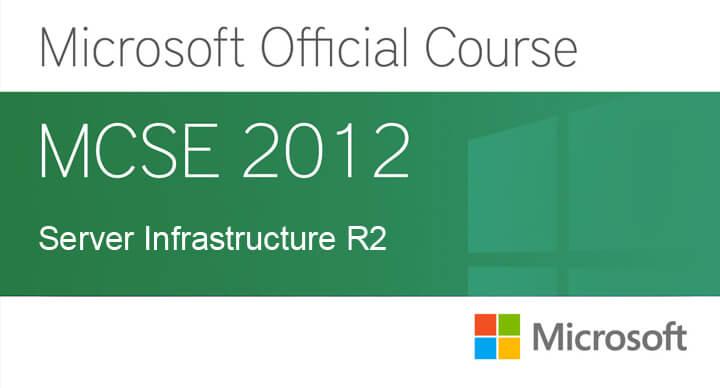 MCSE-2012 Server Infrastructure R2