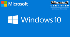 MCSA Windows 10