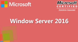 MCSA-Window Server 2016