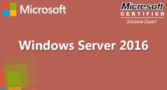 MCSE Securing Windows Server 2016 (70-744)