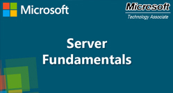 Windows Server Administration Fundamentals (98-365)