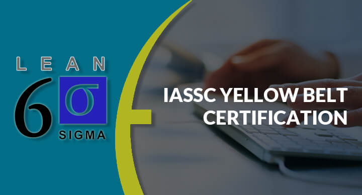 IASSC Yellow Belt Certification