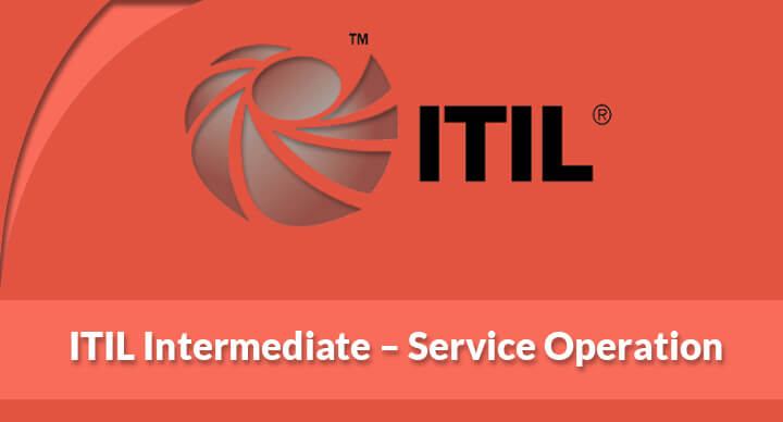 ITIL Intermediate – Service Operation