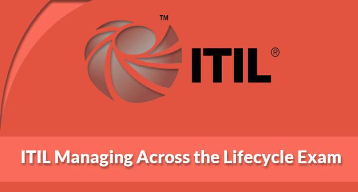 ITIL Managing Across the Lifecycle Exam