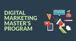 Digital Marketing Master's Program Training