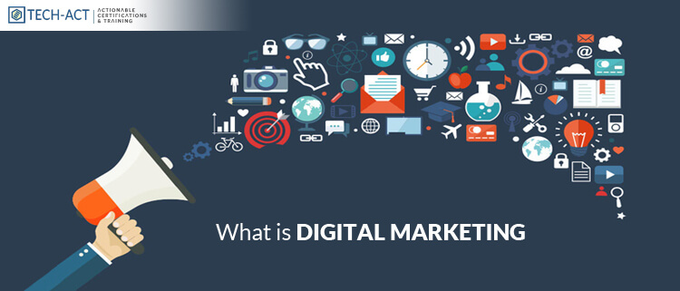 How To Become A Digital Marketer - Professional Guide by TECH-ACT