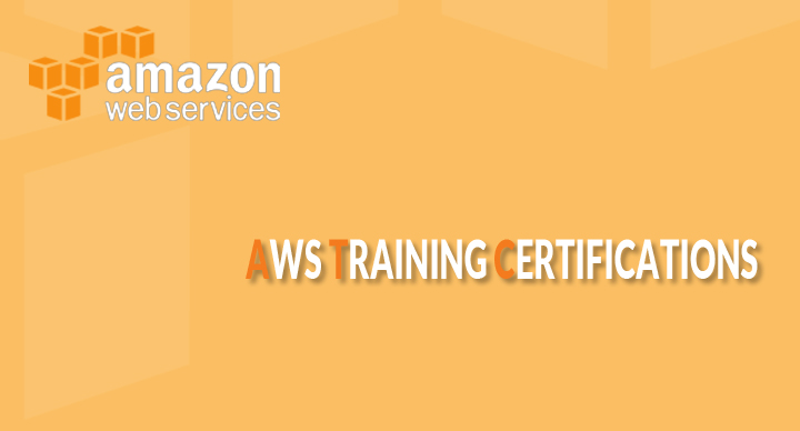 AWS Training Certifications
