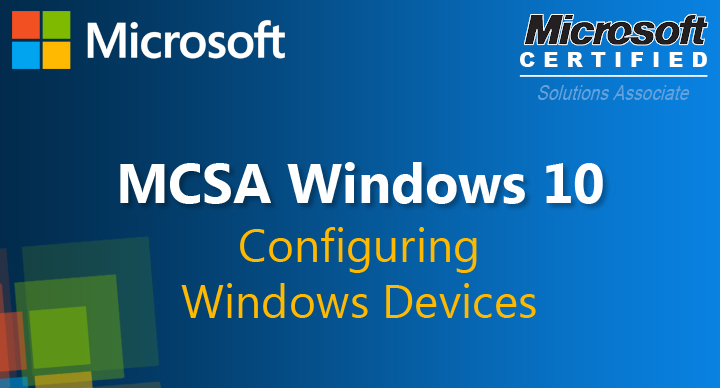Configuring Windows Devices (70-697)