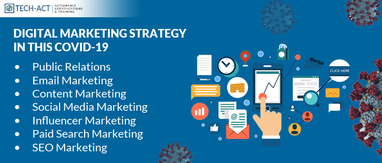 How To Navigate Your Digital Marketing Strategy During Coronavirus