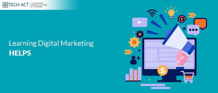Top Ten Reasons To Learn Digital Marketing?
