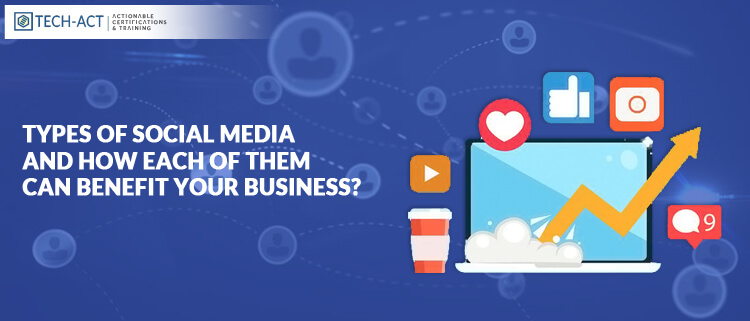 Types Of Social Media And How Each Of Them Can Benefit Your Business?
